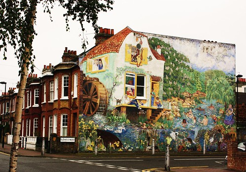 Brixton Mural