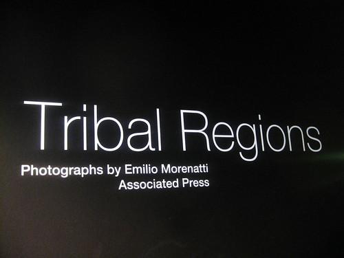Tribal Regions - Emilio Morenatti