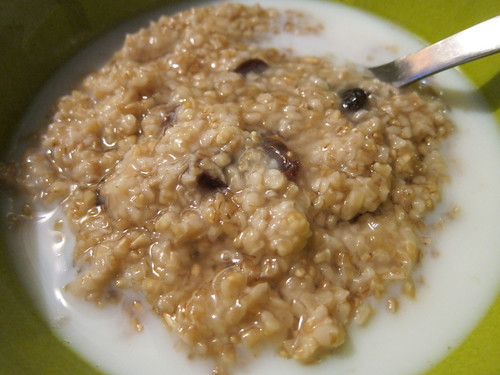 Raisin & Honey Oatmeal