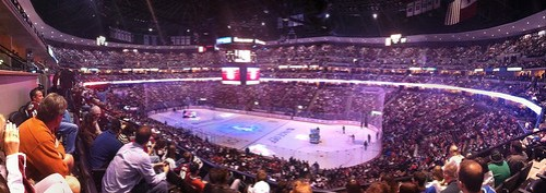 2010 Avalanche Home Opener