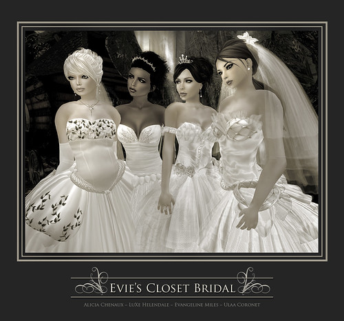 Evie's models - June 2010