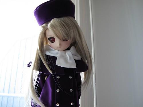Mischievous Illya