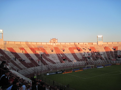 Huracán 1 - 2 Colón