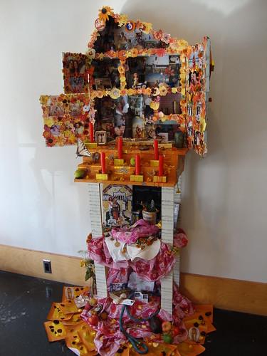 Dia De Los Muertos, Bare Hands Gallery, Birmingham AL