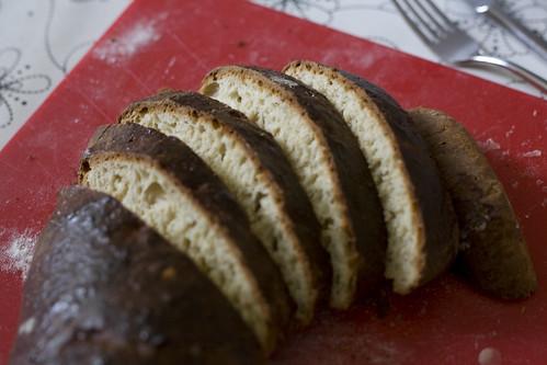 Sliced Mint loaf