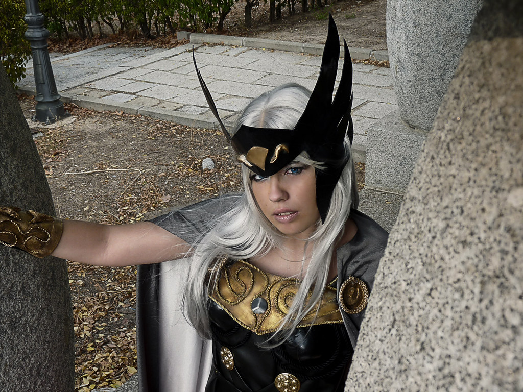 The World's Best Photos Of Cosplay And Poseidon