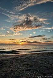 Casey Key Sunset 1