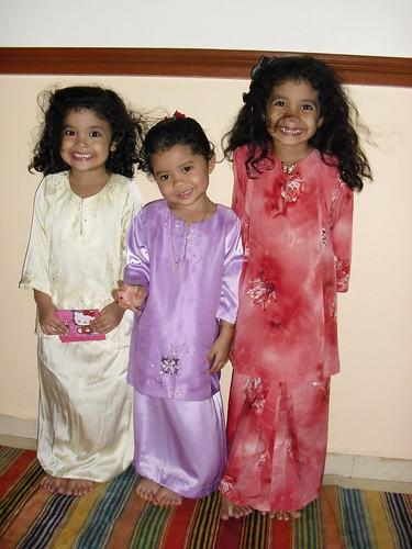 My littlest cousins!