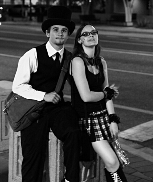 Candid Couple