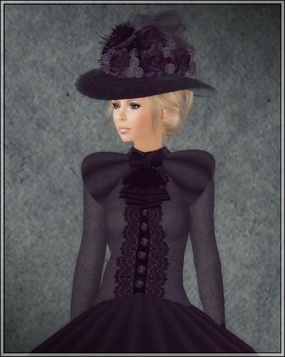 Hatpins - Lady Tatiana - HDH