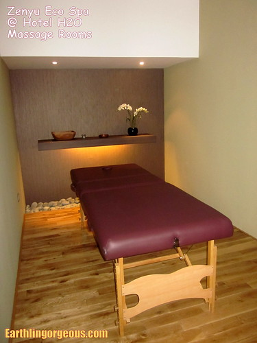 Massage Room at Zenyu Eco Spa