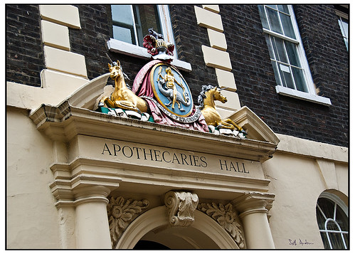The Worshipful Society of Apothecaries‎