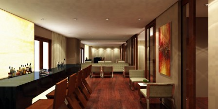 Meranti Enterprise Lounge Perspective