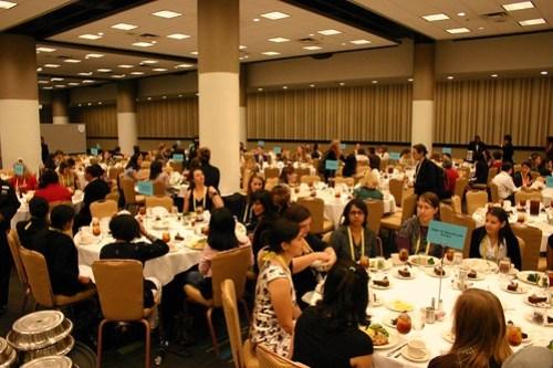 GHC10 banquet