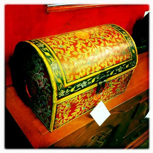 Treasure Chest - Nadeau
