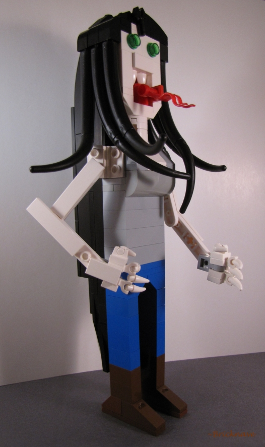Frederator Studios Blogs   The Adventure Time Blog   Marceline  in LEGO Marceline the Vampire Queen