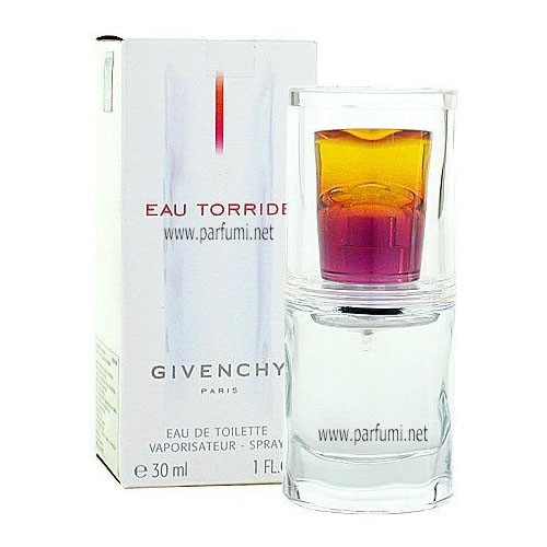 Givency紀梵希「Eau Torride 冰火共舞」,某次跟前男友去逛百貨公司,前男友買下送我。