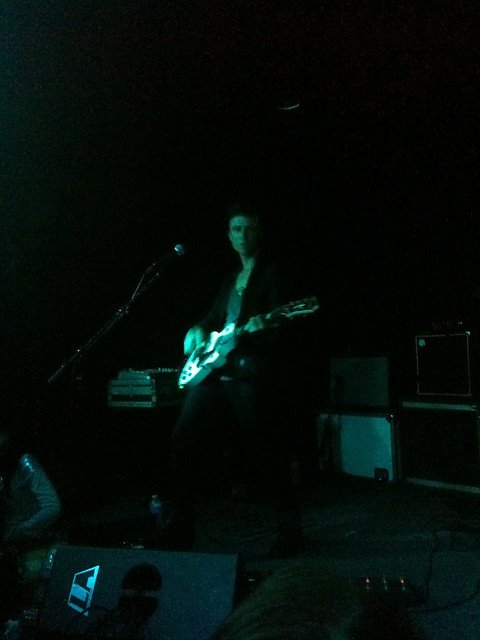 Ben of School of Seven Bells