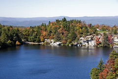 Lake Minnewaska  - Early Fall 2010