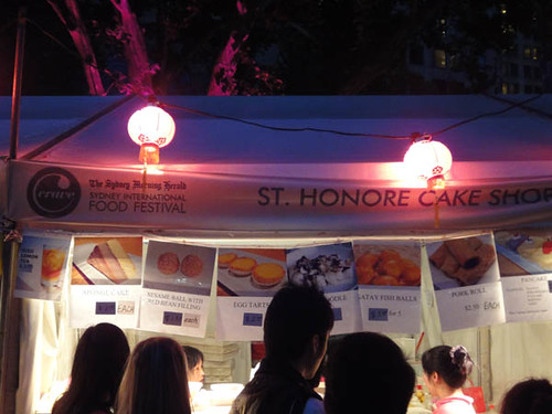 Night noodle markets: St Honore Cake Shop