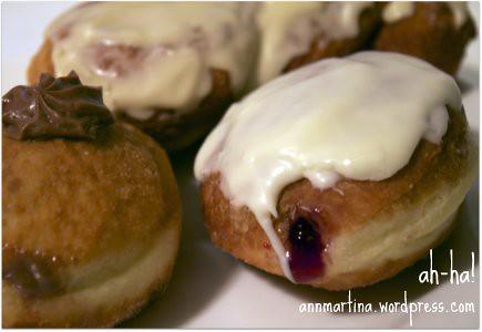 doughnuts for daring kitchen