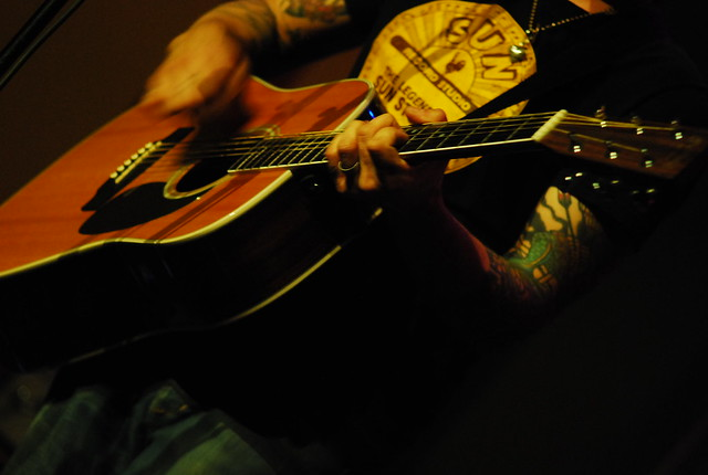 dave hause @ kings
