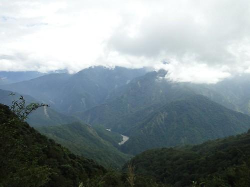 山景與溪谷