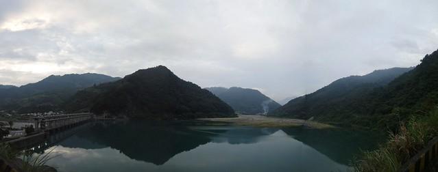 大安溪谷、士林壩