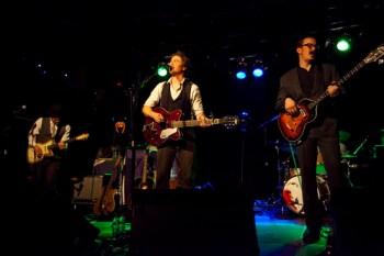 Josh Ritter @ Live Lounge Main Stage