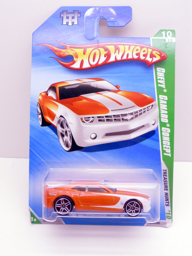 hws treasure hunt chevy camaro concept (1)
