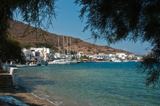 Katapola, Amorgos