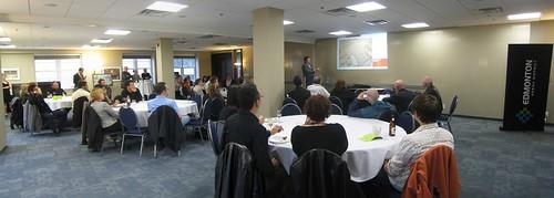 Edmonton Arena District Meeting