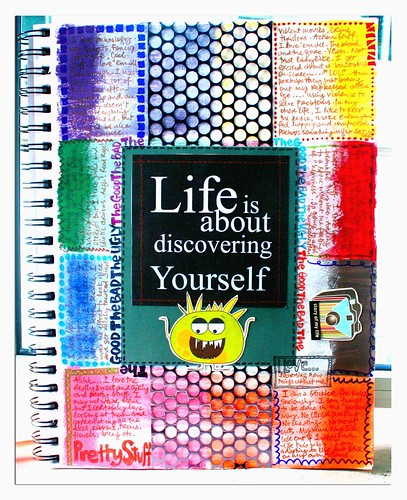 Life is about discovering yourself