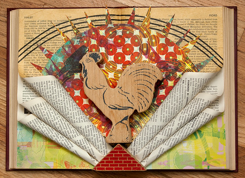 Altered Book - Heralding The Dawn Of A New Day-6