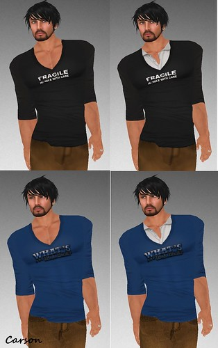 MHOH4 # 62 - TuttiFrutti Fragile  and What Shirts