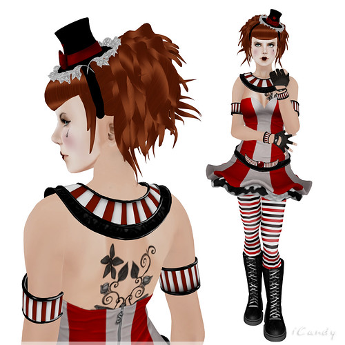 Candy's Dandy Lookbook #35 - Halloween!