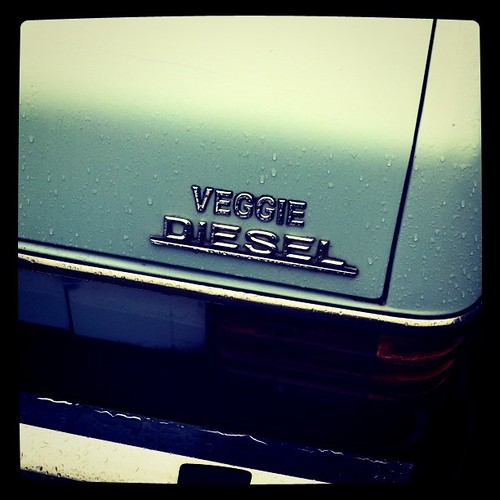 Veggie Diesel