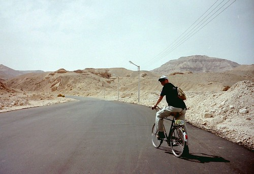 Luxor Egypt by bike