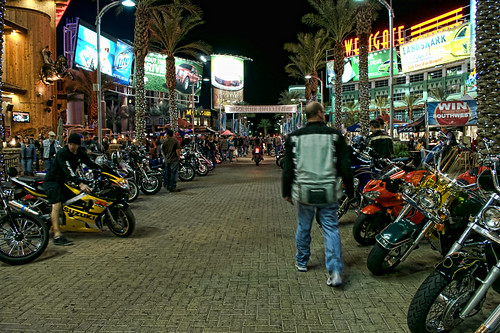 Bike Night on Veterans Day 008