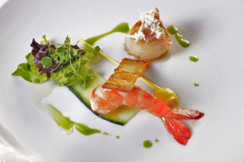 lolo dad's appetizer