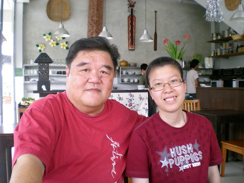Father & daughter - Nov 2010