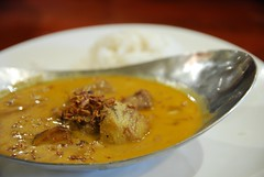 Massaman Curry Beef with Rice - Ghin Khao AUD11.90
