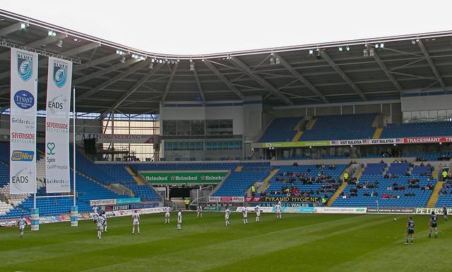 Cardiff Blues v Glasgow Warriors