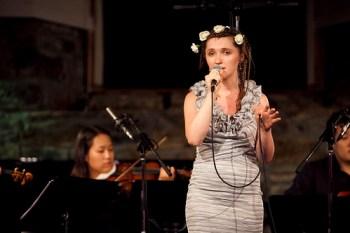 Kyrie Kristmanson & The Afiara String Quartet @ Chamberfest