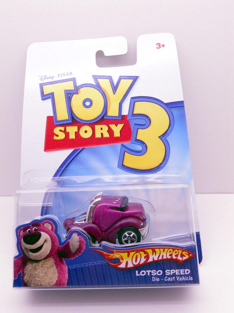 hws toys story 3 lotso speed (1)