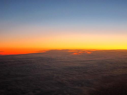 Sunrise, 8:08 AM