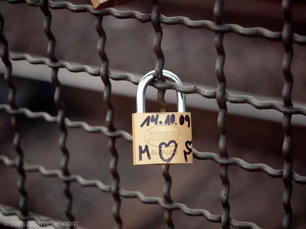 Candados - M♥S