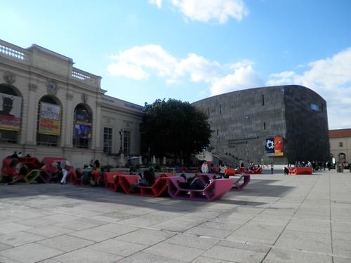 Museum Moderner Kunst & Kunsthalle