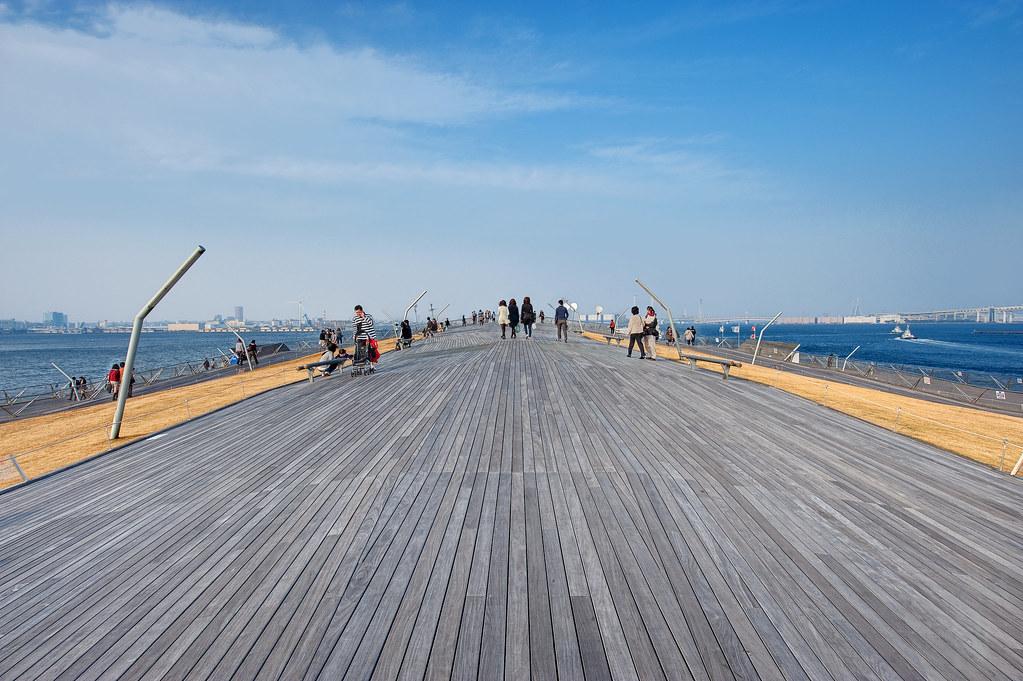 Ōsanbashi Pier
