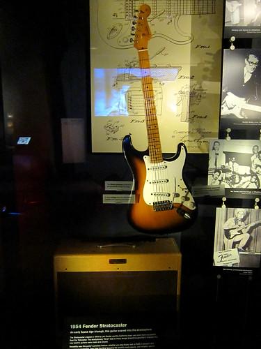 First Fender Stratocaster